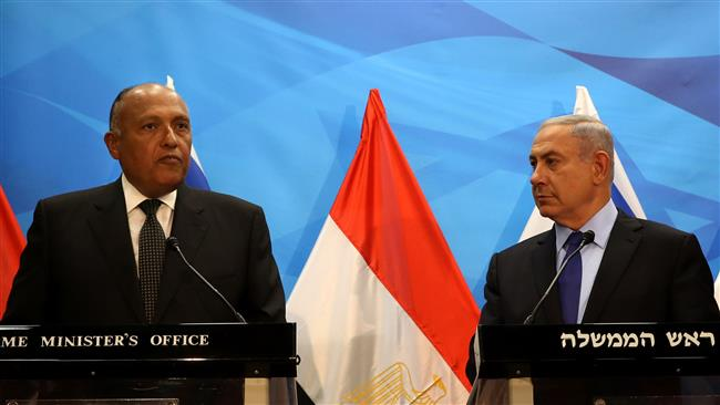 Photo of Zionist Netanyahu hails Israel's warming ties with Egypt