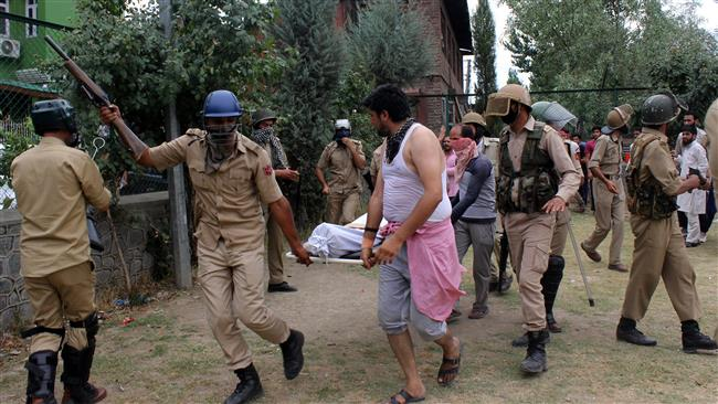 Photo of Death toll from Kashmir clashes rises to 16