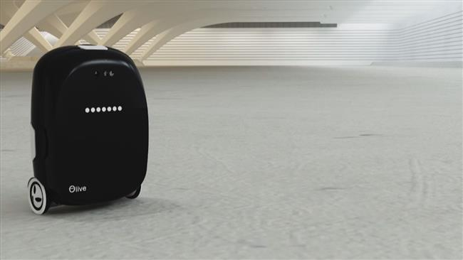 Photo of Iranian engineers develop intelligent suitcase