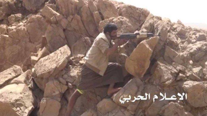 Photo of Houthi forces surround key capital city in northern Yemen