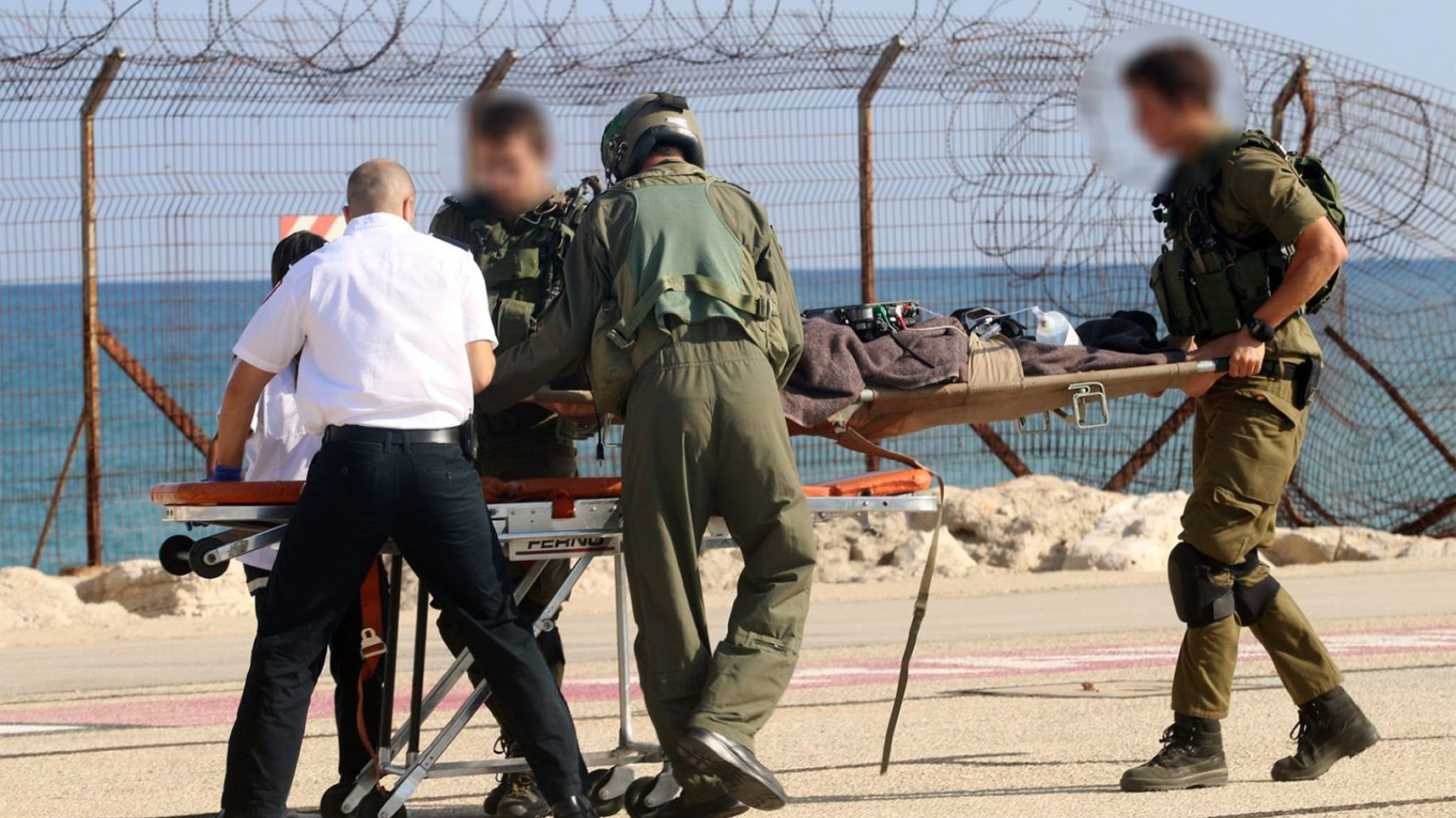 Photo of Two zionist soldiers Killed, Three Injured in Golan Grenade Explosion