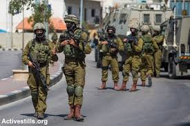 Photo of Inhuman zionists Shoot, Injures Palestinian in Stabbing Operation