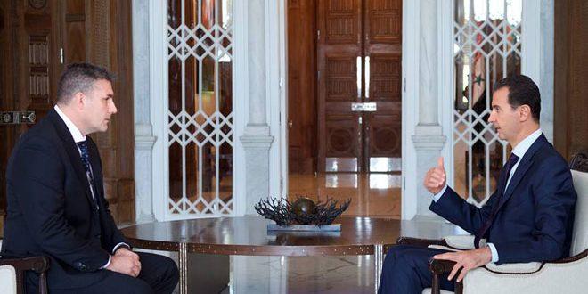 President-al-Assad-Australian-SBS-TV-660x330