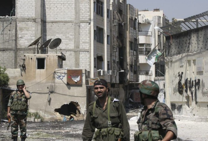 Photo of Syrian Army begins important military operation inside Darayya