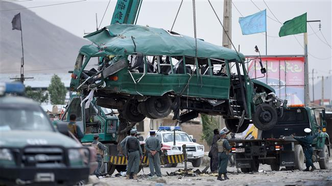 Photo of Bombing kills two in southeast Afghanistan