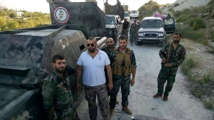 Photo of PICS: Massive Convoy of Syrian Republican Guards Arrived in Salma's Latakia