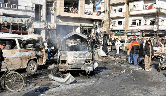 Photo of VIDEO: Over 30 Killed in Suicide Bomber Attack in Northeast Syrian City of Hasakah