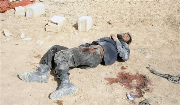 Syrian Army Kills Notorious, Senior Terrorist Commander in Aleppo