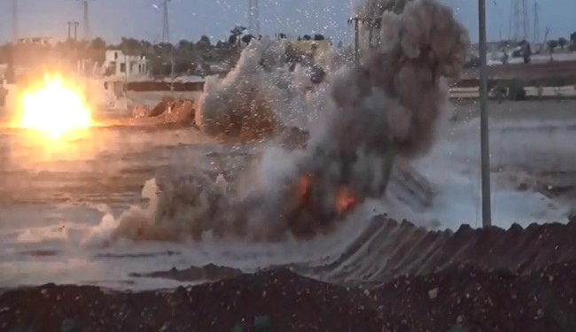 Photo of VIDEO: Watch! Syrian Army Imposes Heavy Casualties on Terrorists in Aleppo