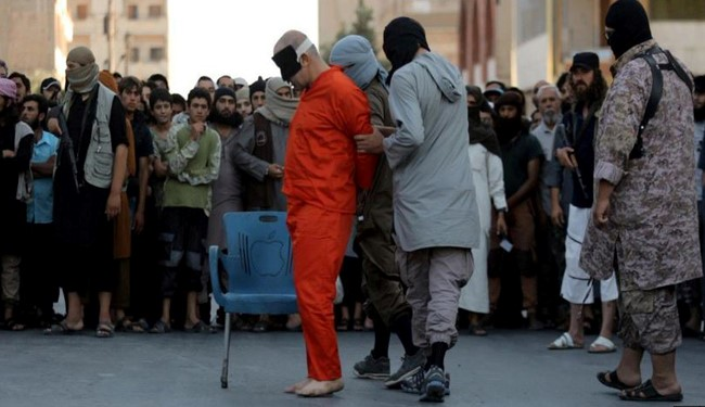 Photo of US-israel, Turkey backed ISIS Terrorists Behead 5 Civilians on Charges of Spying for Kurds in Syria's Raqqa