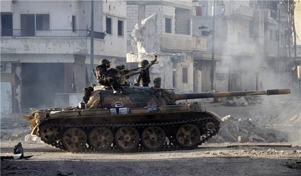 Syrian Army Preparing for Large-Scale Operation in Western Damascus
