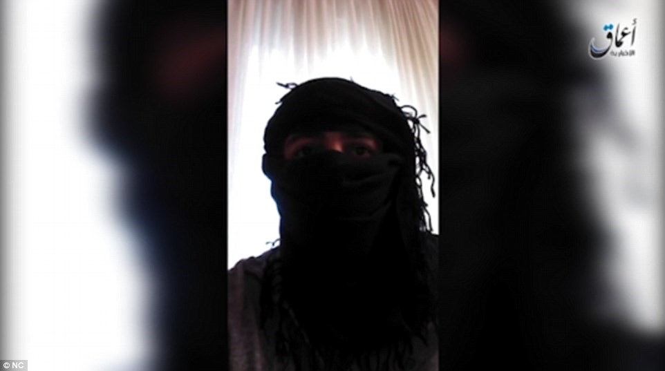 Photo of PHOTOS: ISIS Suicide Bomber Threatening West, Germany Never Live Peacefully