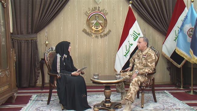Iran Supporting Iraq for Liberation of Mosul: Iraqi DM Says