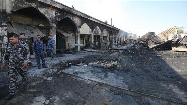 Photo of Iran condemns Iraq terror attack