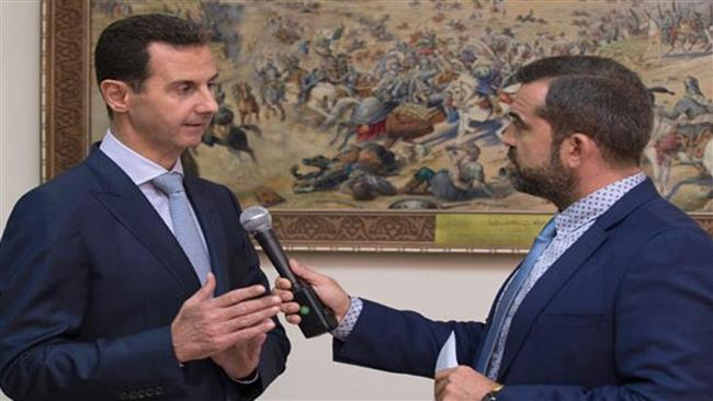 Photo of Syria grants amnesty to terrorists who lay down arms: President Assad