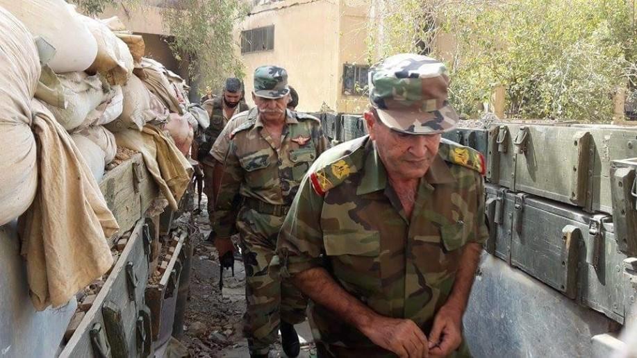 Photo of Deir El Zor field report: More ISIS terrorists neutralized