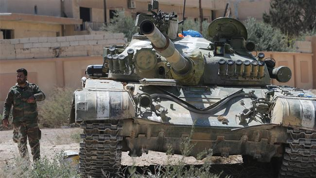 Photo of Syria army continues gains countrywide