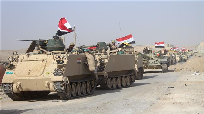 Photo of Iraqi army decimates Daesh militants west of Karbala: Vide