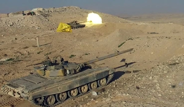 Photo of Source: Syrian Army, Hezbollah Destroys Terrorists' Military Positions in Northern Homs, Kills Scores of Terrorists