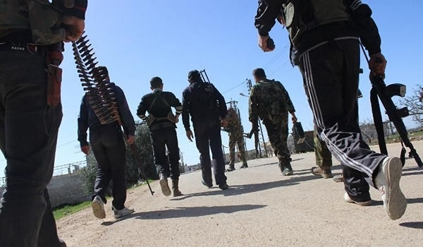 Photo of 25,000 Militants Ready to Lay Down Arms in Southern Syria