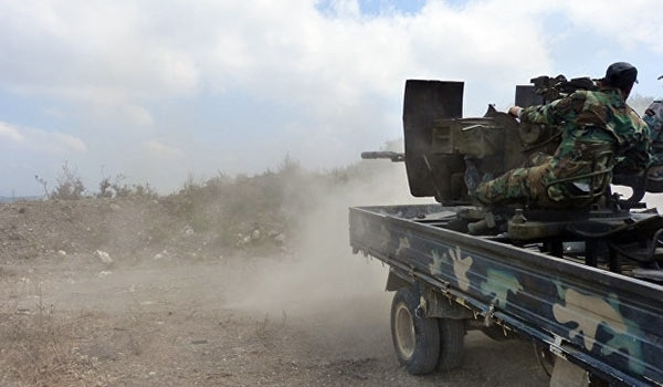 Photo of Syria in Last 24 Hours: Terrorists Sustain Heavy Losses in Army Offensive in Dara'a