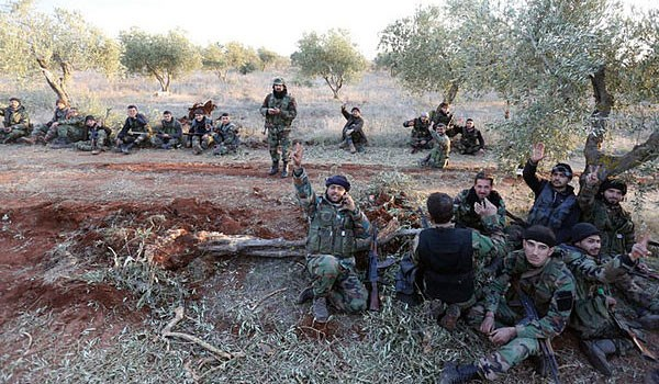 Photo of 115 Terrorists Killed, Wounded in Failed Attacks on Gov't Positions in Aleppo