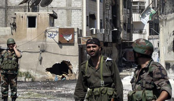 Photo of Damascus: Syrian Soldiers Record Significant Victory against Terrorists in Darayya