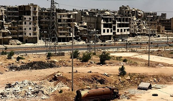 Photo of Syrian Army Shuts off Terrorists' Narrow Corridor in Southern Aleppo