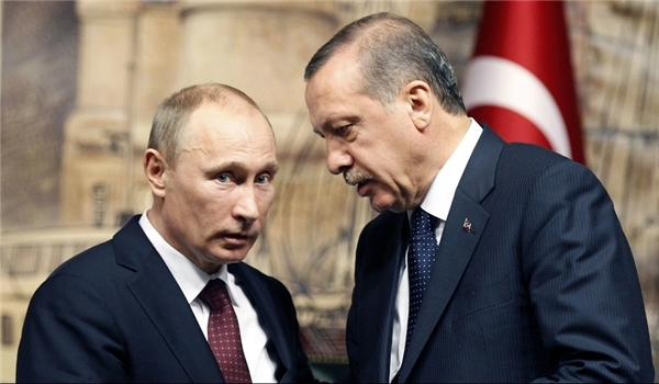 Photo of SHAM FIGHT AGAINST SYRIA: Putin Aid to Erdogan against Turkish Coup Proves Strong Links Despite So-called Downing Jet Crisis