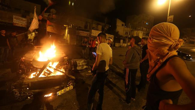 Photo of 11 Palestinians hurt in clashes with zionist soldiers