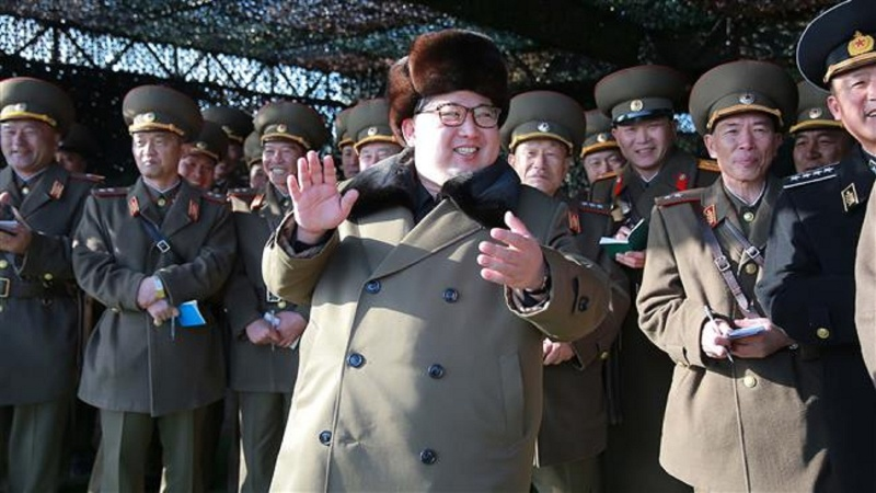 Photo of North Korean leader calls recent missile launch 'greatest success'