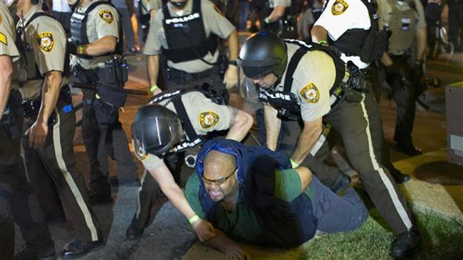 Photo of Most blacks in US experience police brutality: Poll