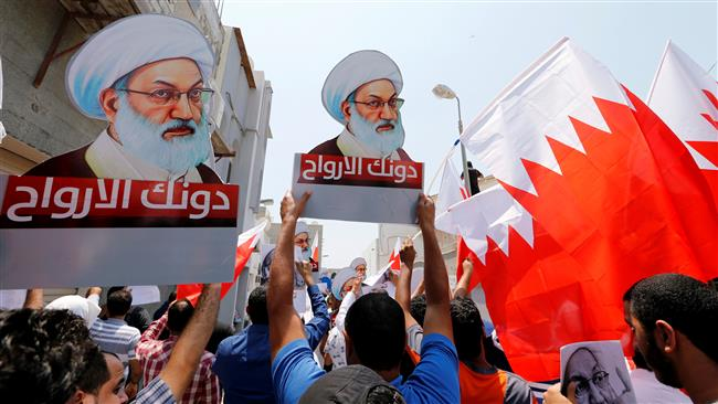 Photo of Bahrain starts sentencing top cleric supporters to prison