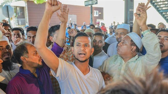 Photo of US Muslims blame Trump rhetoric for murder of imam