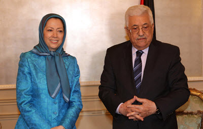 Photo of Iran lashes out at Mahmoud Abbas for meeting with MKO ringleader