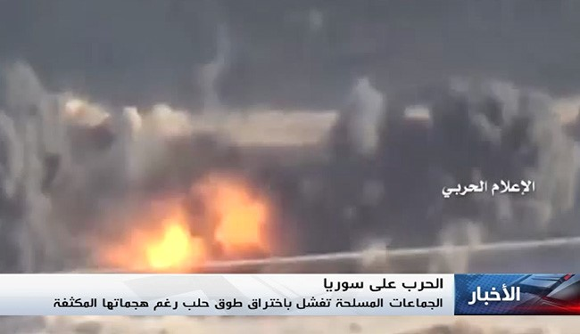 Photo of VIDEO: Terrorists Fail to Break Syrian Army Siege in Aleppo Province