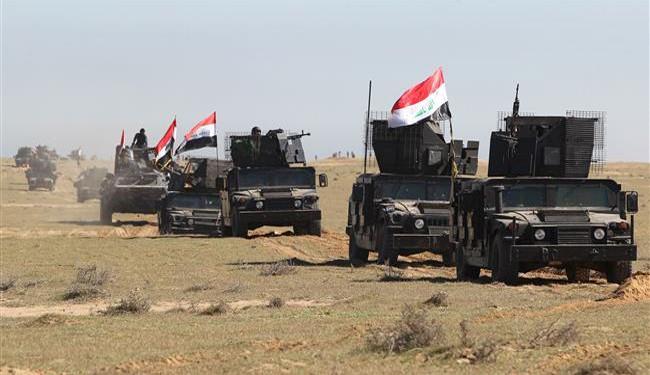 Iraqi Troops Take Full Control of Ramah Village in Mosul