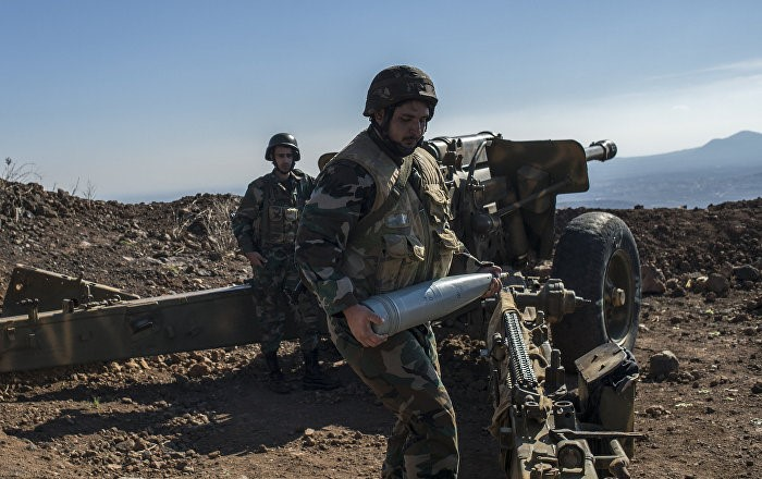Syrian Forces Launch Massive Offensive to Capture Latakia's Kabbani