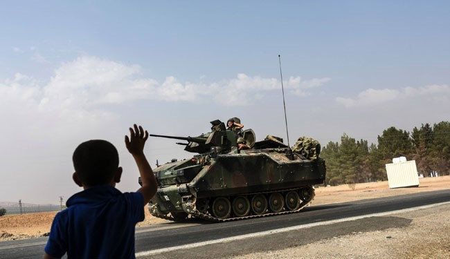 URGENT: Turkish Army Continue Sending More Tanks into Syria's Aleppo