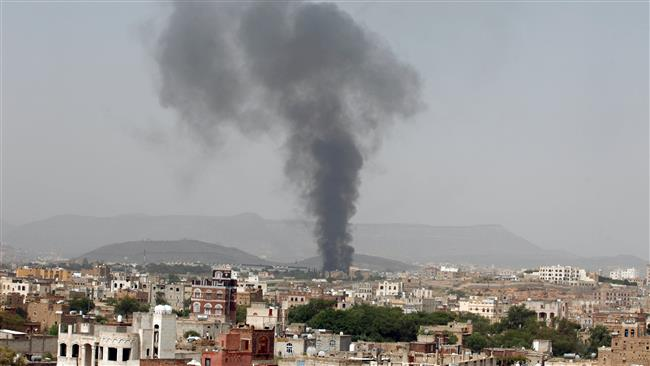 Photo of Zionist Saudi regime jets target civilian infrastructure in Yemen