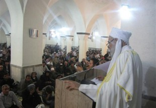 Photo of Sunni scholar: Islamic Human Rights, best example for all countries