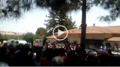 Photo of VIDEO- Turkish People of Gaziantep shout at the top of their voice as KILLER ERDOGAN!