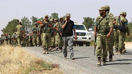 Photo of Why did not ISIL, PYD, YPG resist against Turkey-backed terrorists for one day while they resist against Syrian Army for weeks?