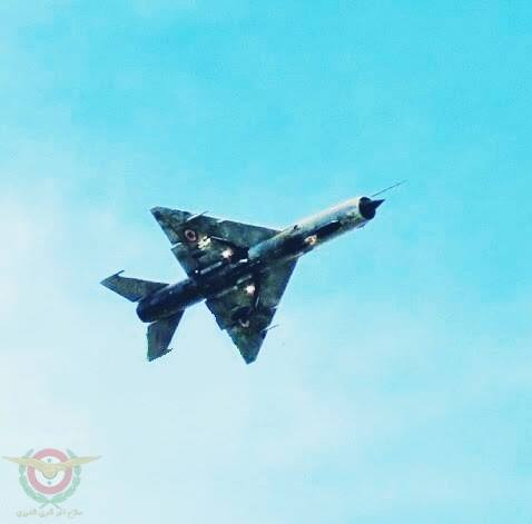 Photo of Syrian Air Force foils ISIS offensive before it begins