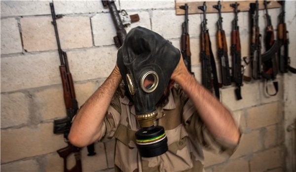 Photo of Former Libyan Officer: Qaddafi's Chemical Weapons in ISIL Hands