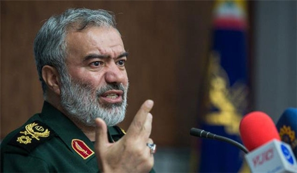 Photo of IRGC Navy Commander to US: Leave The Persian Gulf