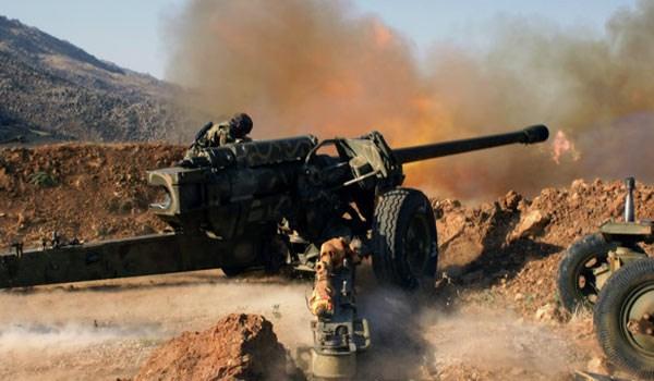 Photo of Syrian Army Blocks Terrorists' Advance in Northern Quneitra