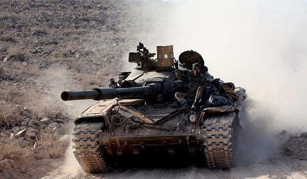 Photo of Army Repels ISIL Offensives on 3 Points in Deir Ezzur