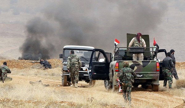 Photo of Syrian Army, Allies Start Massive Operations to Purge Terrorists of Maardas