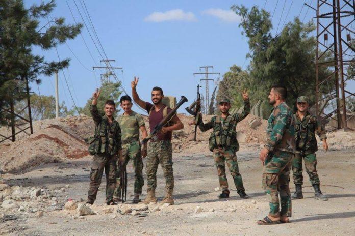 Photo of Video: Syrian Army recaptures Khirbat Al-Hijama in Hama